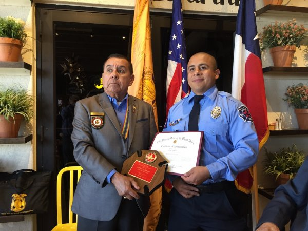 First Responder Awards Ceremony