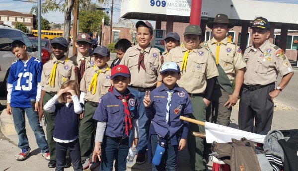 Troop 37 and Chapter Commander Jesus Beltran.jpg