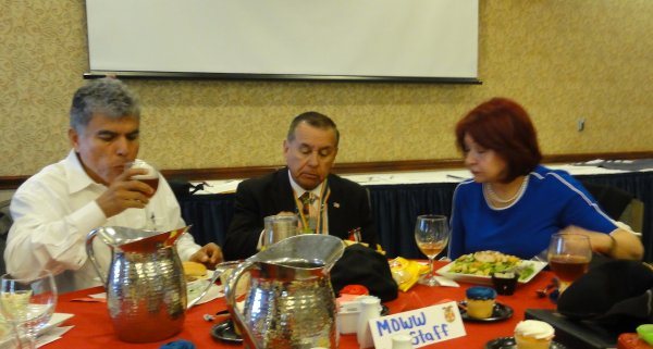 JROTC Mtg - Staff Table.JPG
