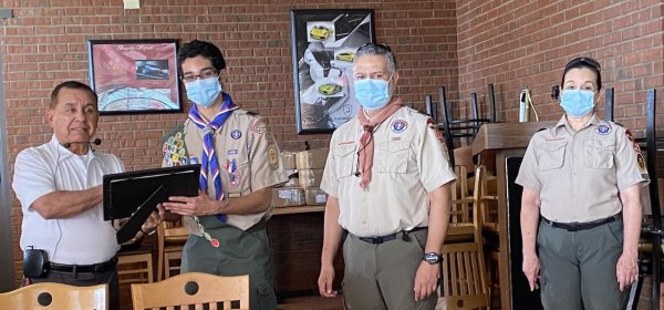 Eagle Scout Luid Bustamante and Parents.JPG