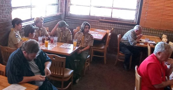 Companions and guest wait their lunch.jpeg
